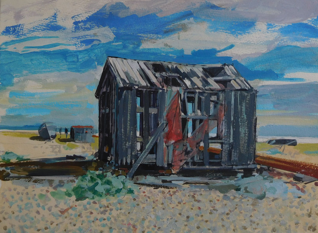 Mark-Pearson-artist-Abandoned-Hut-Dungeness-30cm-x-40cm-acrylic-&-ink-on-paper.jpg