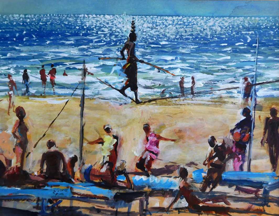 Mark-Pearson-artist-Beach-Performers-Goa-30cm-x40cm-acrylic-&-ink-on-paper.jpg