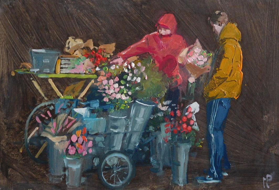 Mark-Pearson-artist-Flower-Stall-Camberwell-23cm-x-32cm-oil-on-board.jpg