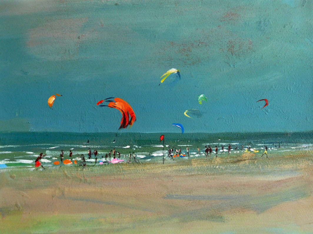 Mark-Pearson-artist-Kite-Surfing-Goa-28cm-x-38cm-acrylic-&-ink-on-paper.jpg
