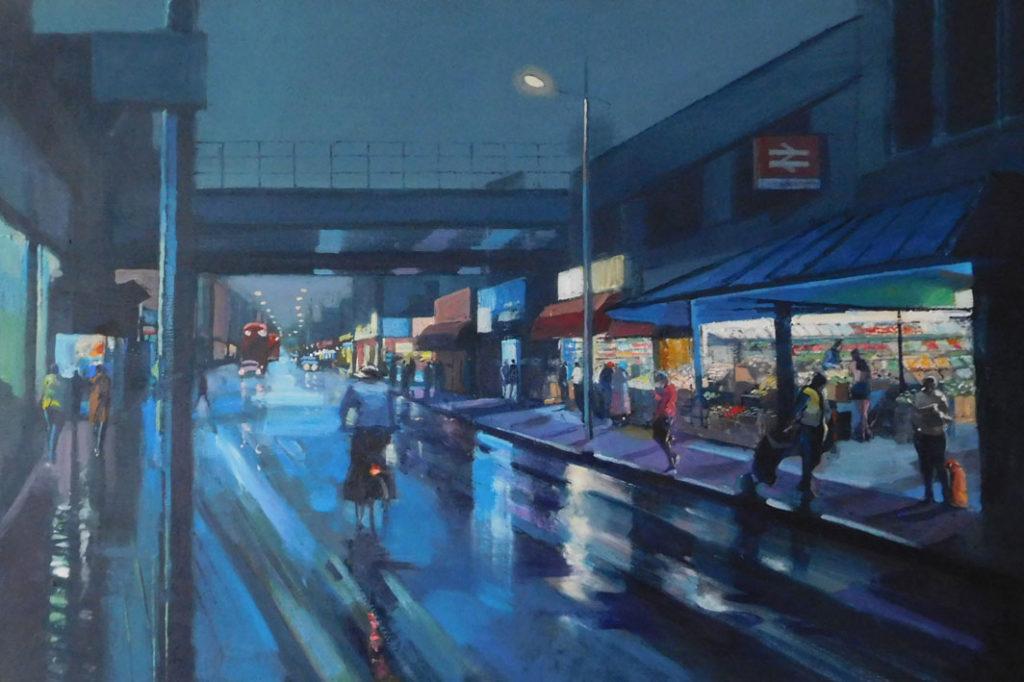 Rye Lane Mark Pearson Artist