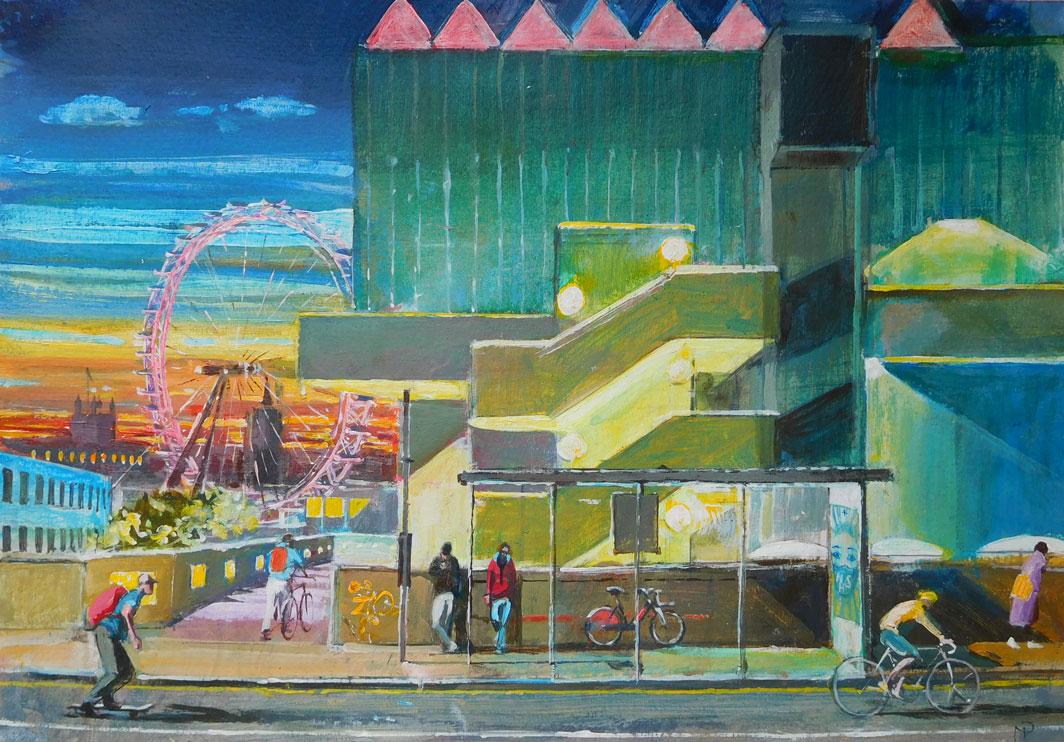 Mark-Pearson-artist-Waterloo-Sunset-40cm-x-50cm-acrylic-&-ink-on-paper.jpg